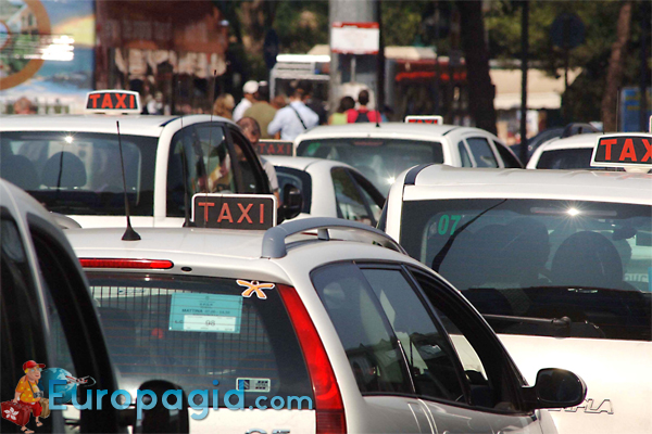 Такси в Риме для всех
