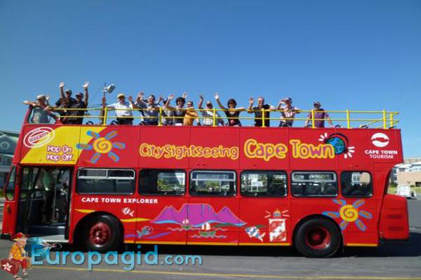 Туристические автобусы в Риме для вас