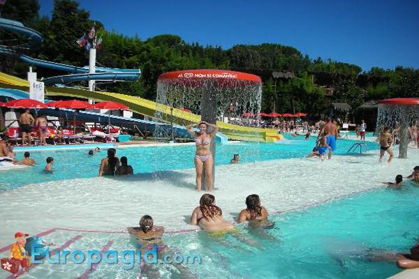 аквапарк в Риме для вас