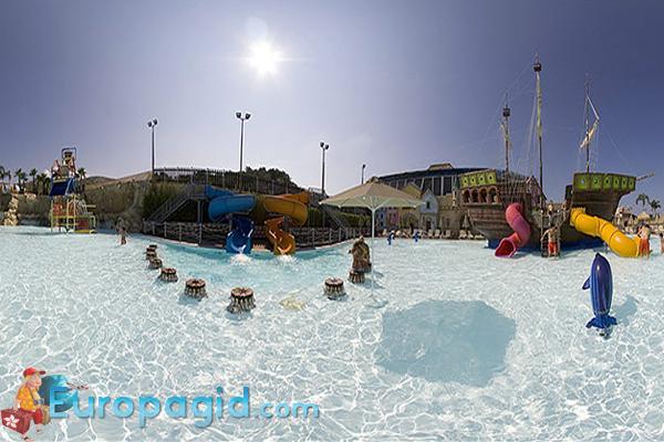 Аквапарк Copa Copana Park для вас