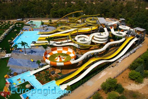 Аквапарк Copa Copana Park