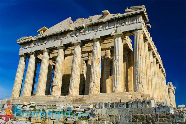 Афинский Акрополь для всех