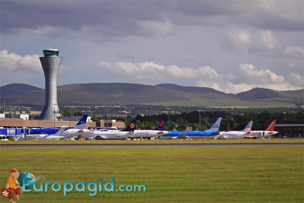 Аэропорт Эдинбурга для вас