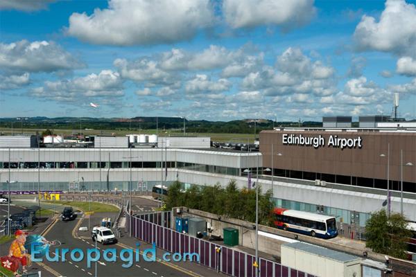 Аэропорт Эдинбурга для всех