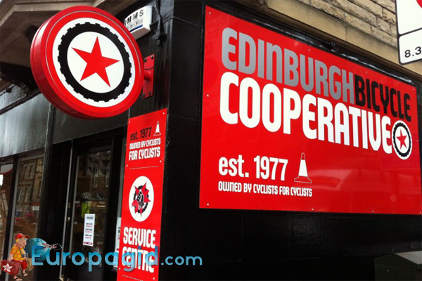 Велопрокат в Эдинбурге для всех