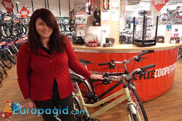 Велопрокат в Эдинбурге