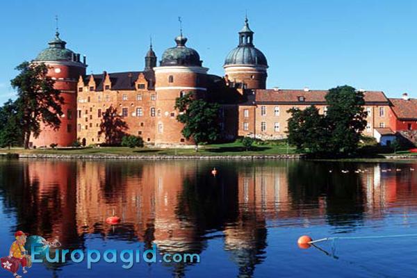 Замок Грипсхольм в Стокгольме для вас