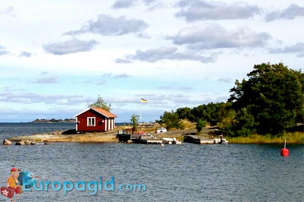 Стокгольмский архипелаг для всех