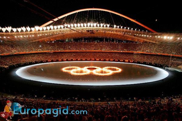 Афинский олимпийский спортивный комплекс для вас