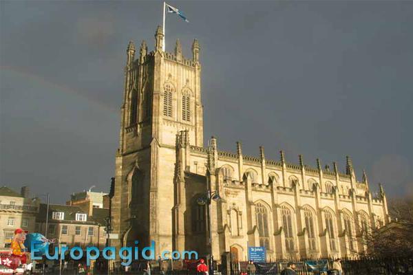 Церковь Святого Иоанна-Евангелиста в Эдинбурге для вас