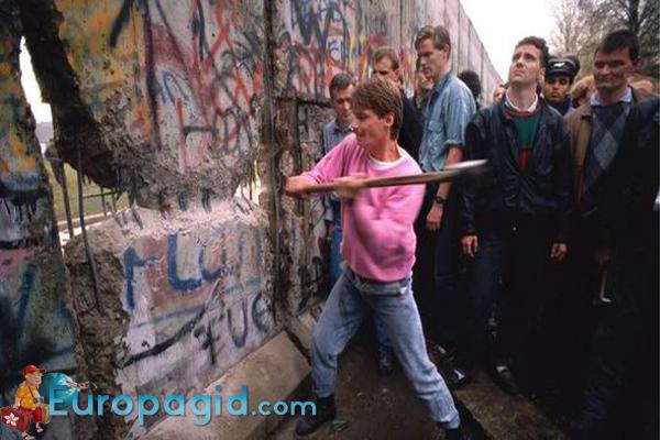 Берлинская стена для всех