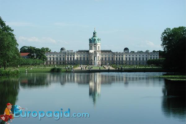 Дворец Шарлоттенбург для всех