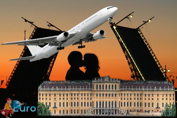Как добраться из Санкт-Петербурга в Вену
