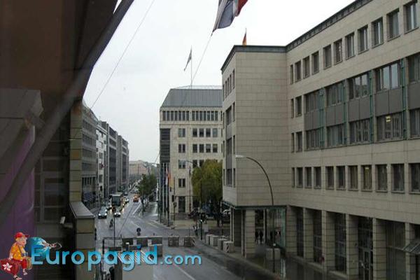 Улица Вильгельмштрассе