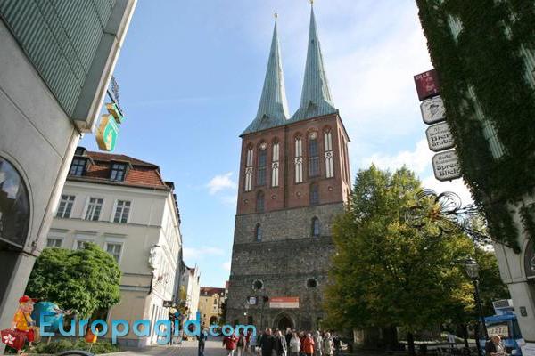 Церковь Святого Николая всем