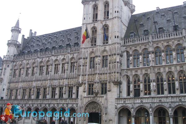 брюссельская ратуша время работы