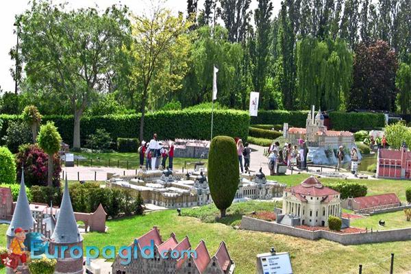 Парк Мини-Европа в Брюсселе, как добраться
