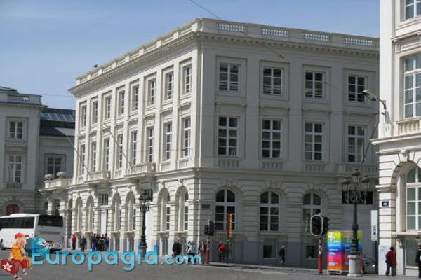 музей Рене Магрита в Брюсселе как добраться