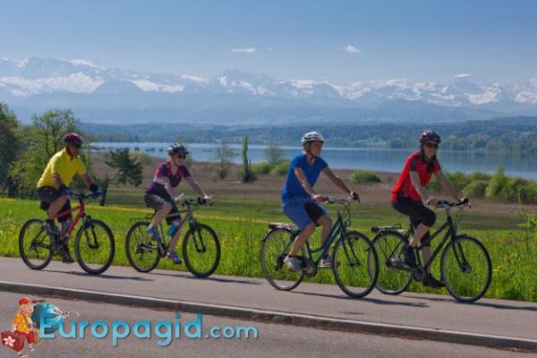 Велосипеды в Цюрихе для вас