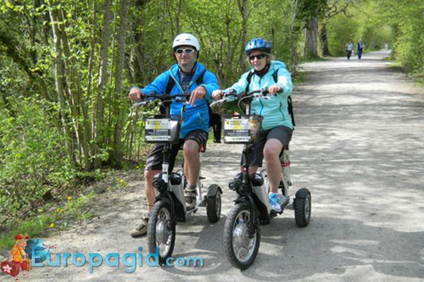 Велосипеды в Цюрихе для всех
