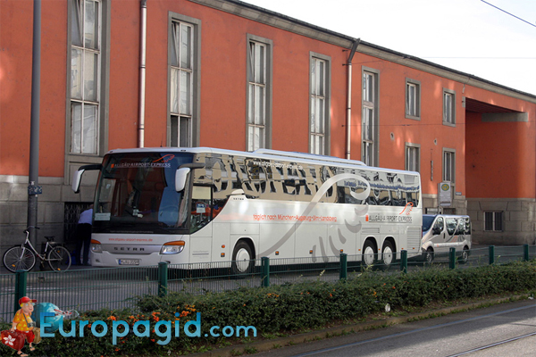 Цена билетов на автобусы в Цюрихе