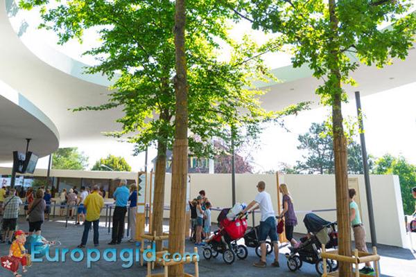 Зоопарк Цюриха для всех