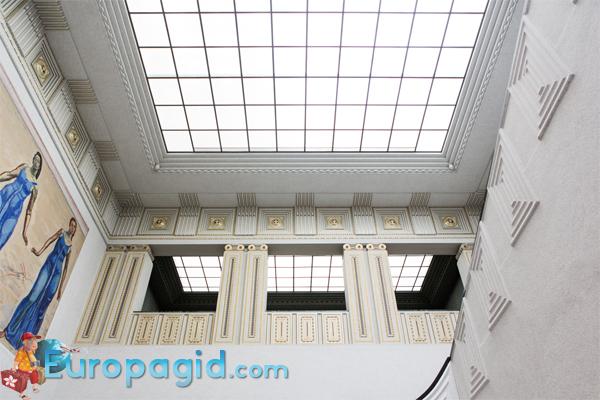 Музей Кунстхаус в Цюрихе для вас