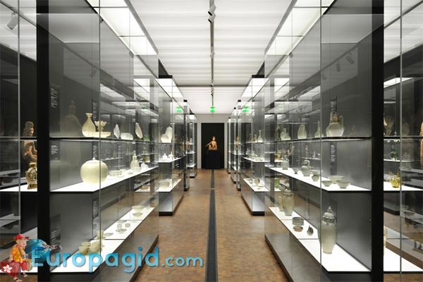 Музей Ритберга в Цюрихе для вас