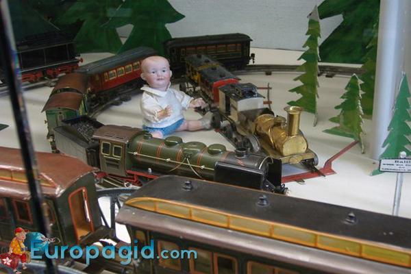 Музей игрушек в Цюрихе для вас