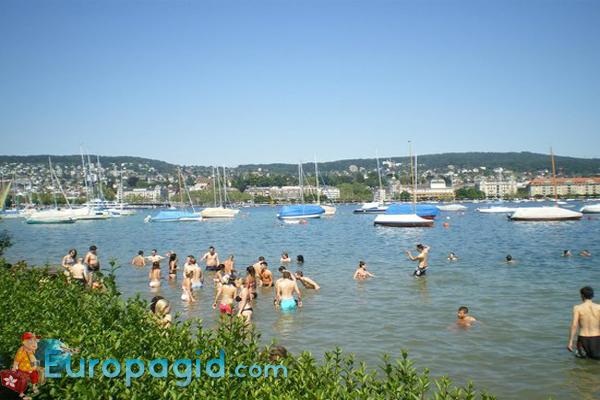 Цюрихское озеро для вас