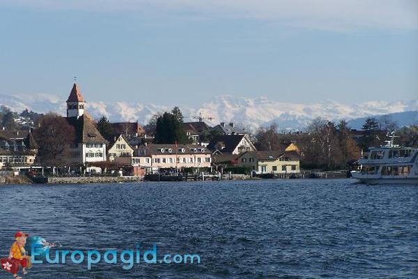 Цюрихское озеро для всех