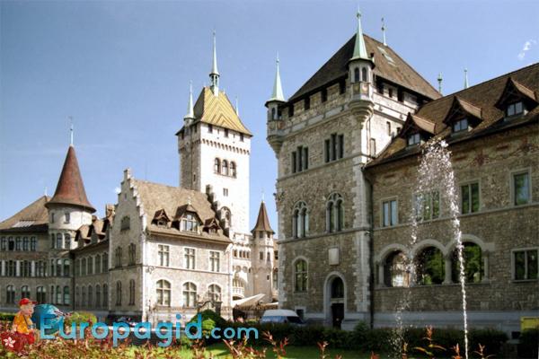 Швейцарский национальный музей для вас